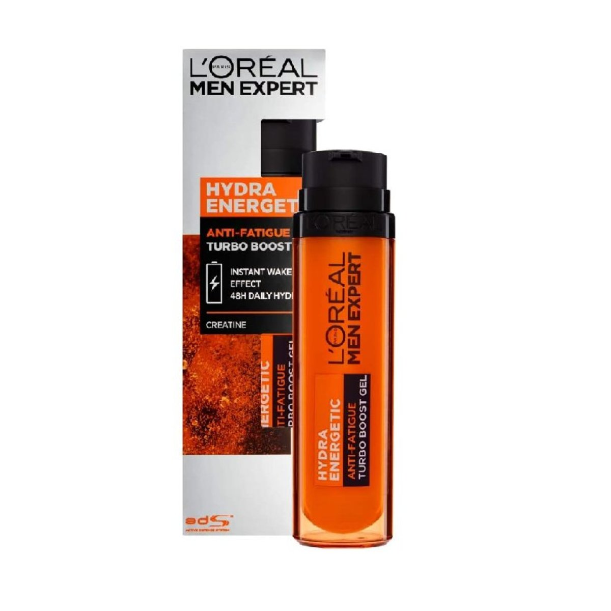 L'Oreal Paris - Hydra Energetic Anti-fatigue Turbo Boost Gel 50ml  [Parallel Import]