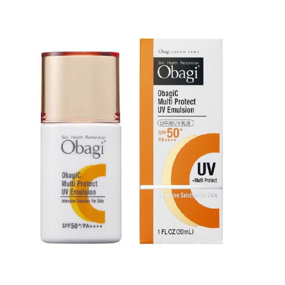 ObagiC Multi Protect UV Emulsion SPF50+ PA++++ 30ml   [Parallel Import]