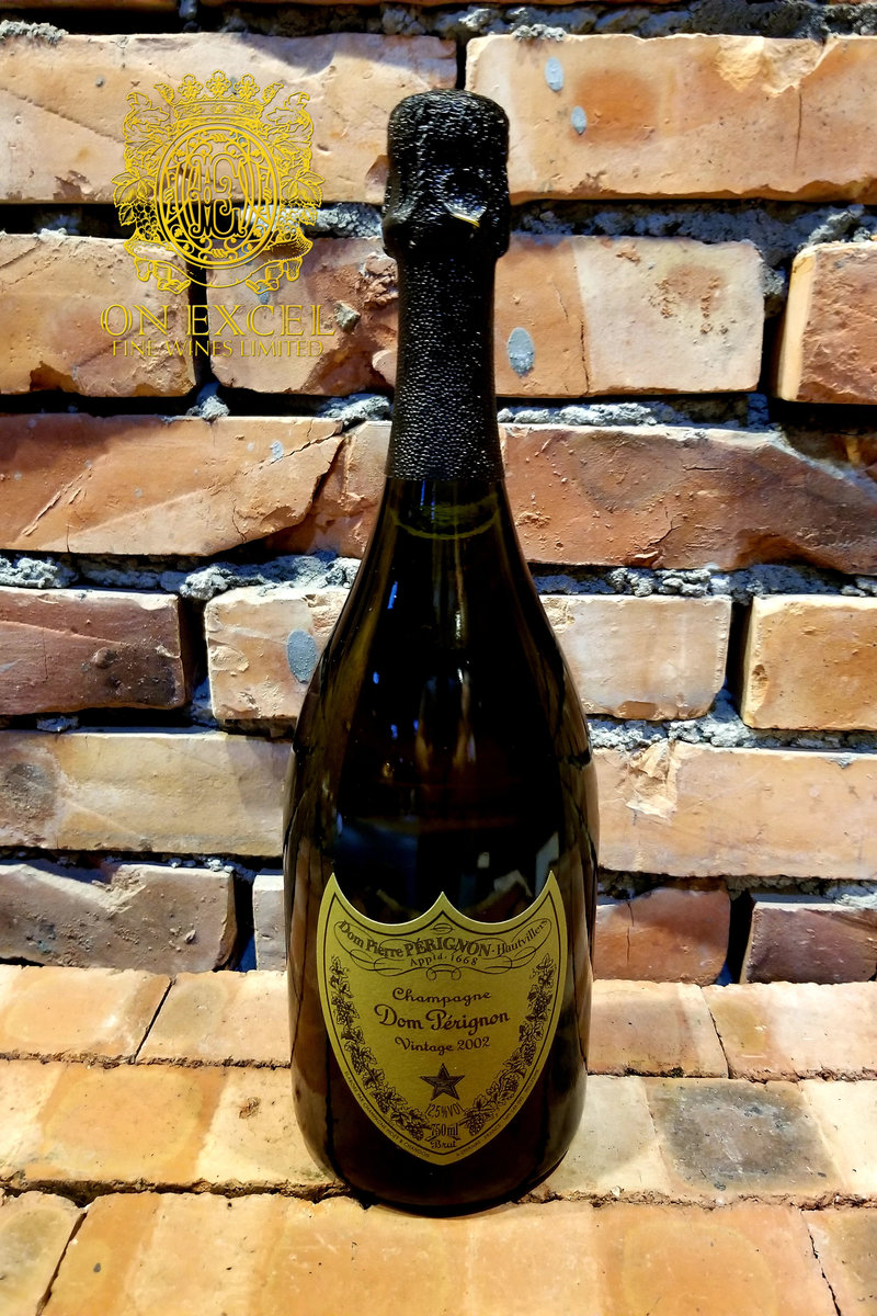 Dom Perignon without gift box 2002