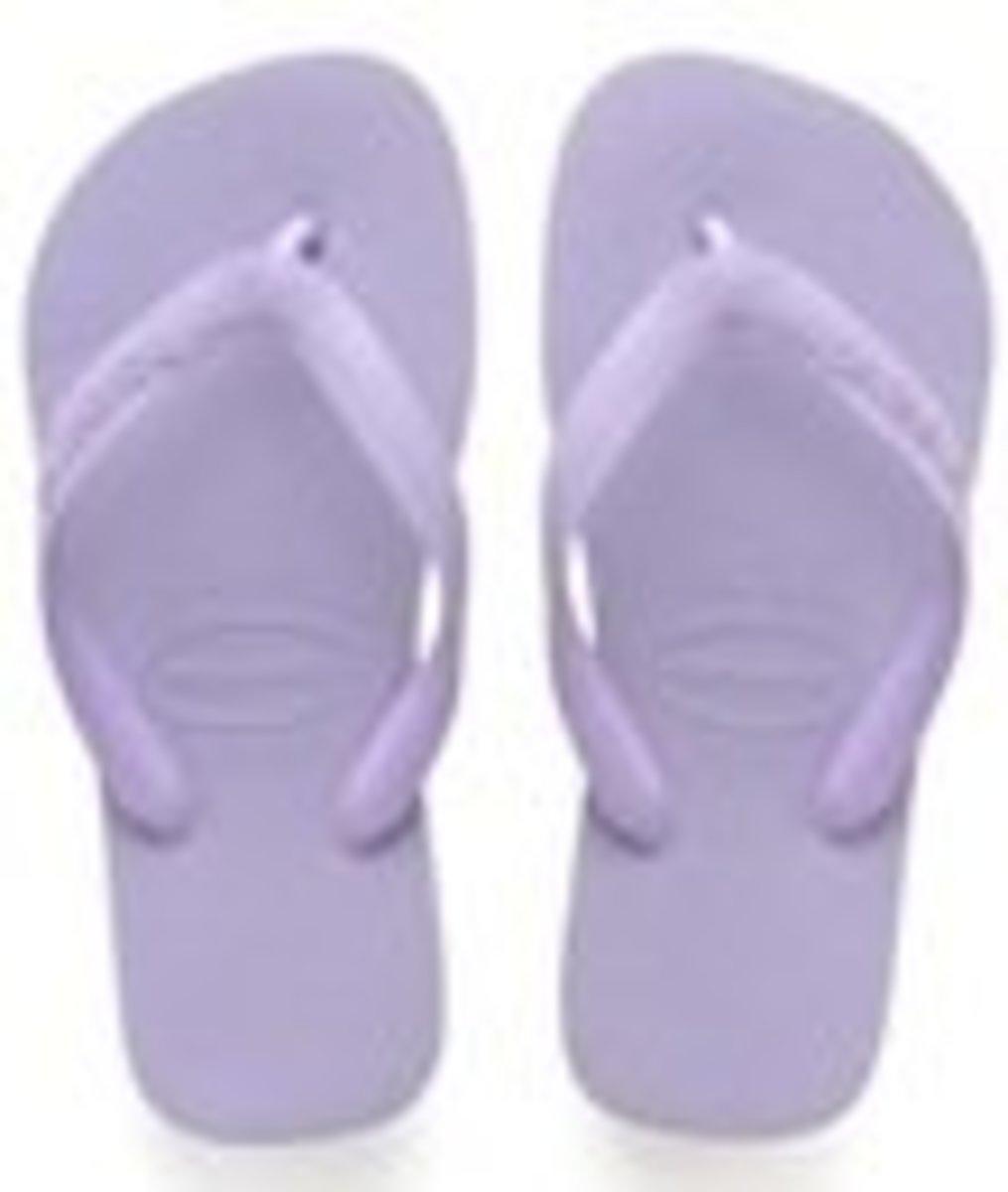 女裝人字拖鞋-淺紫