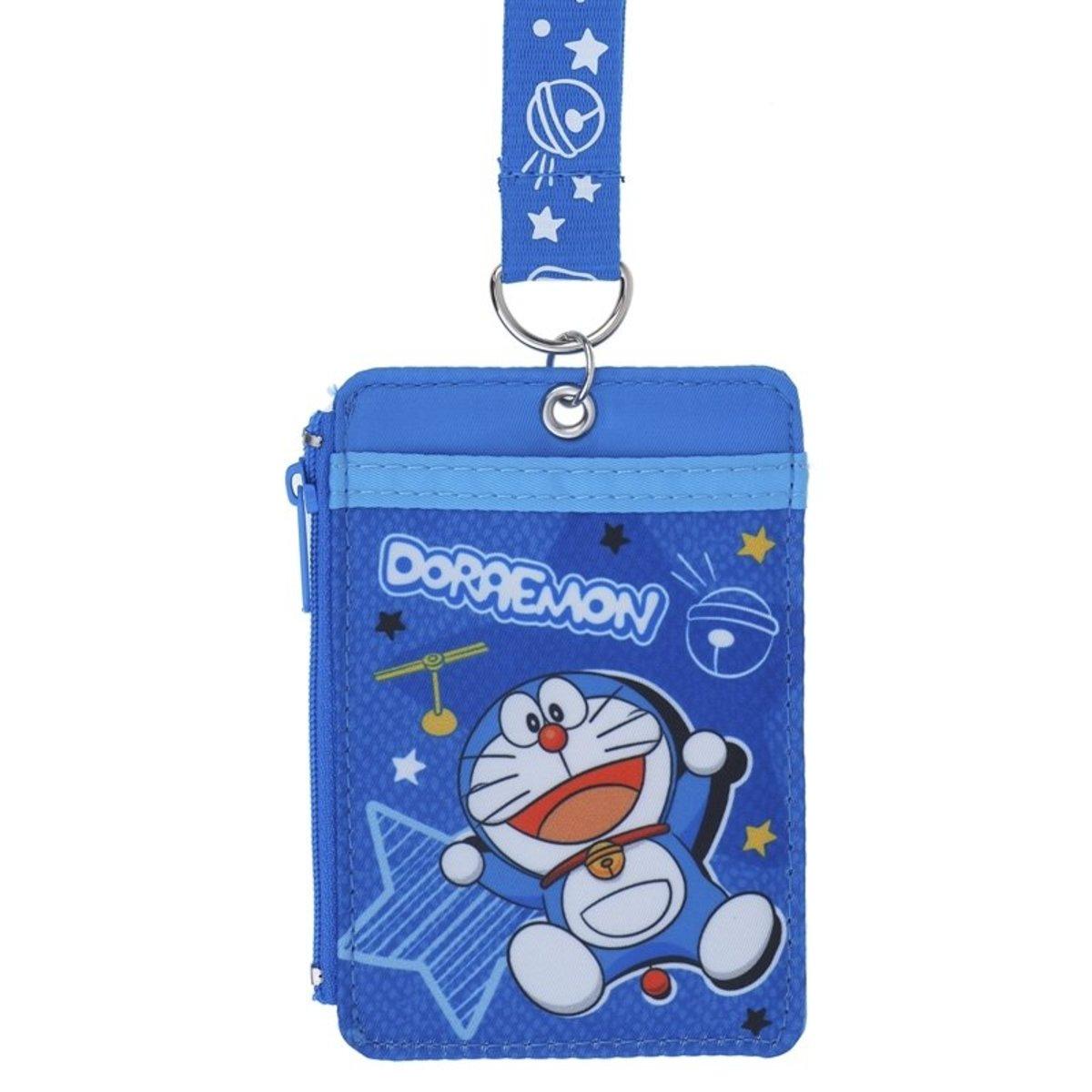 Doraemen Card Holder with Neckstrap