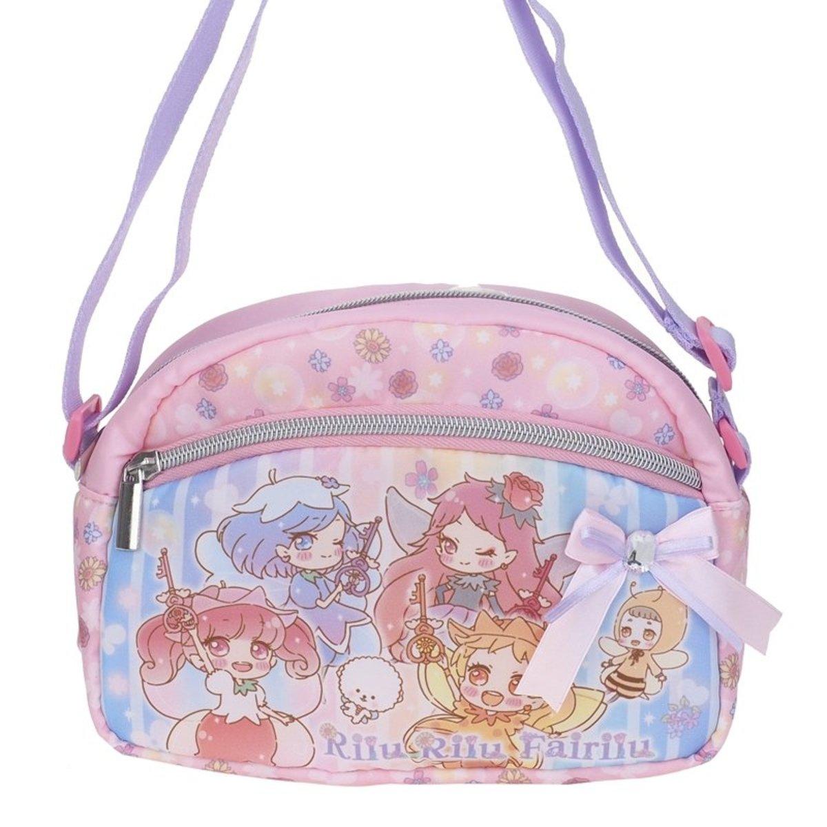SANRIO- (Rilu Rilu Fairilu Kids Crossbody Bag)