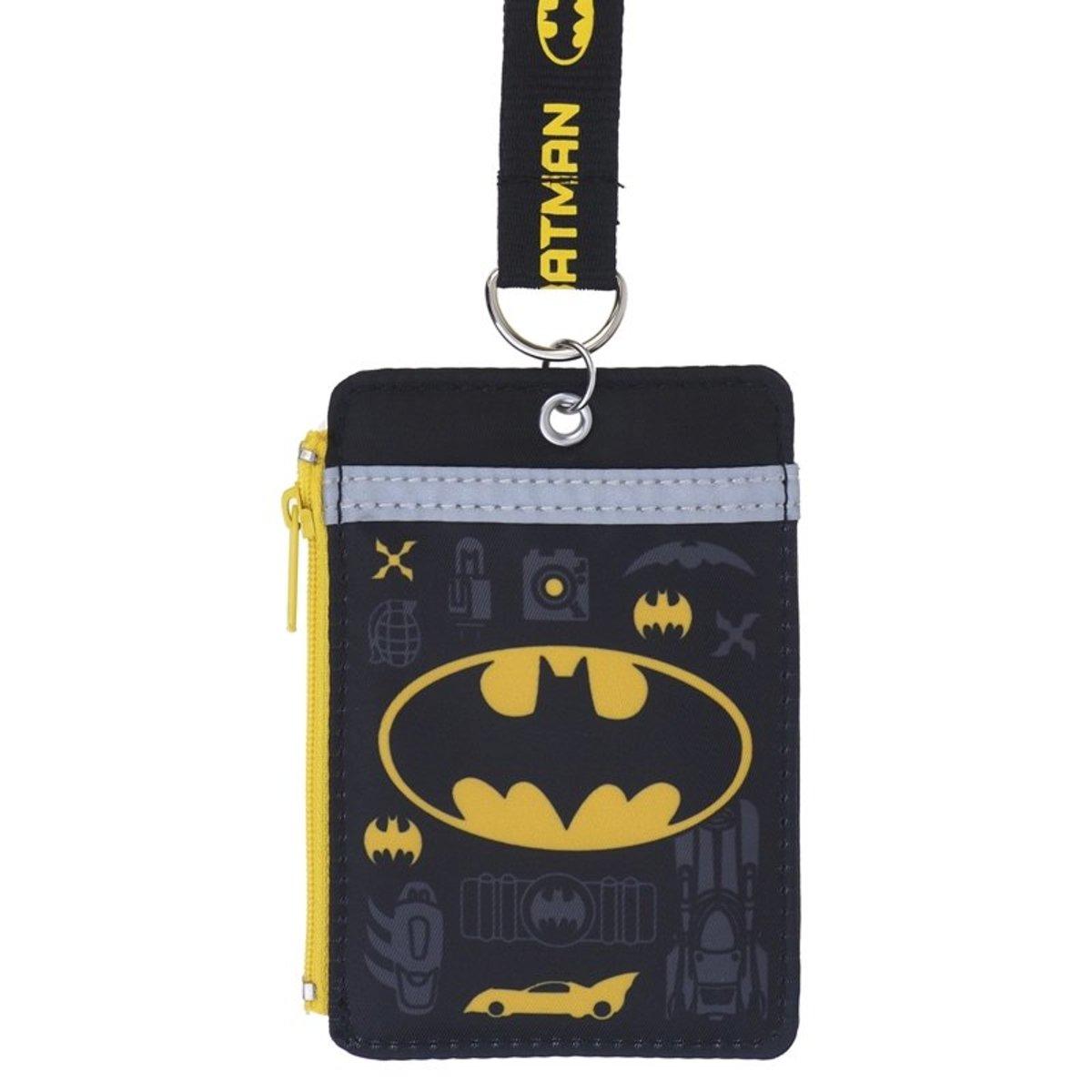 Batman Card Holder with NeckStrap