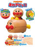 Anpanman pull back car