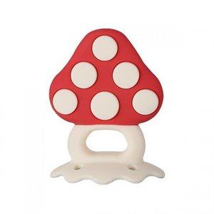 Richell Richell 蘑菇型牙膠 (附有盒裝)3個月或以上