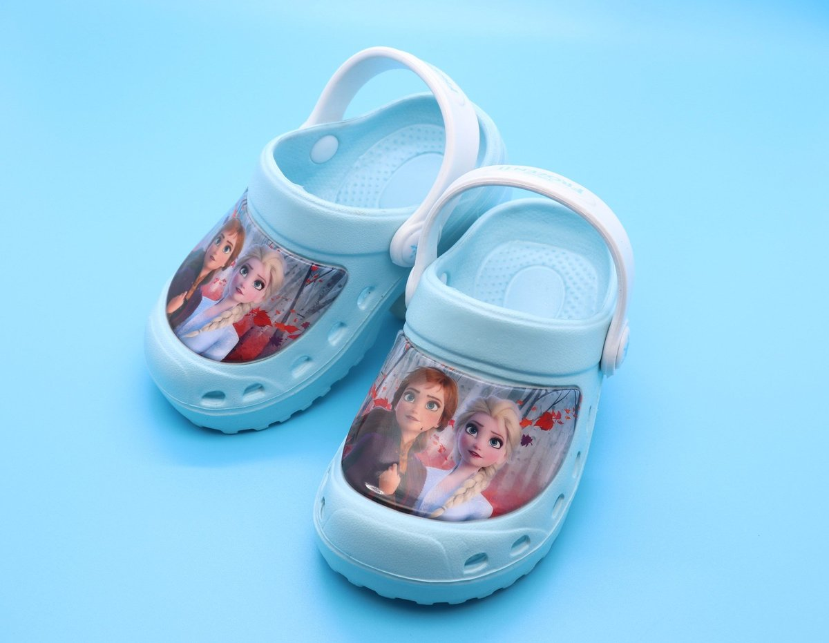 韓國迪士尼魔雪奇緣涼鞋