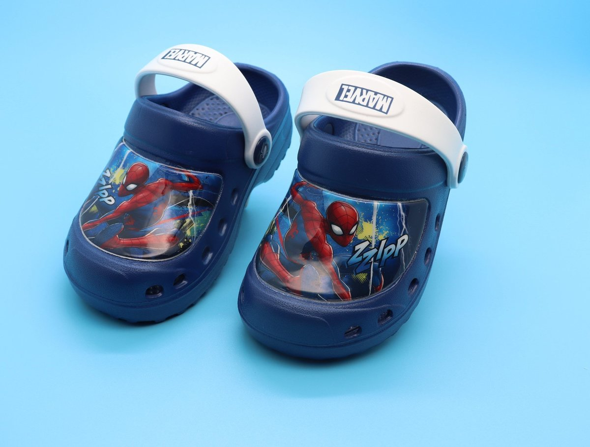 韓國兒童蜘蛛俠涼鞋