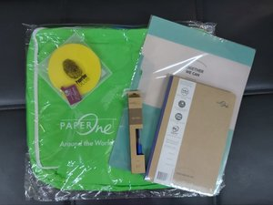 FREE GIFT :BAG STATIONERY