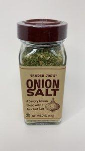 Trader Joe's 洋蔥鹽2盎司 平行進口