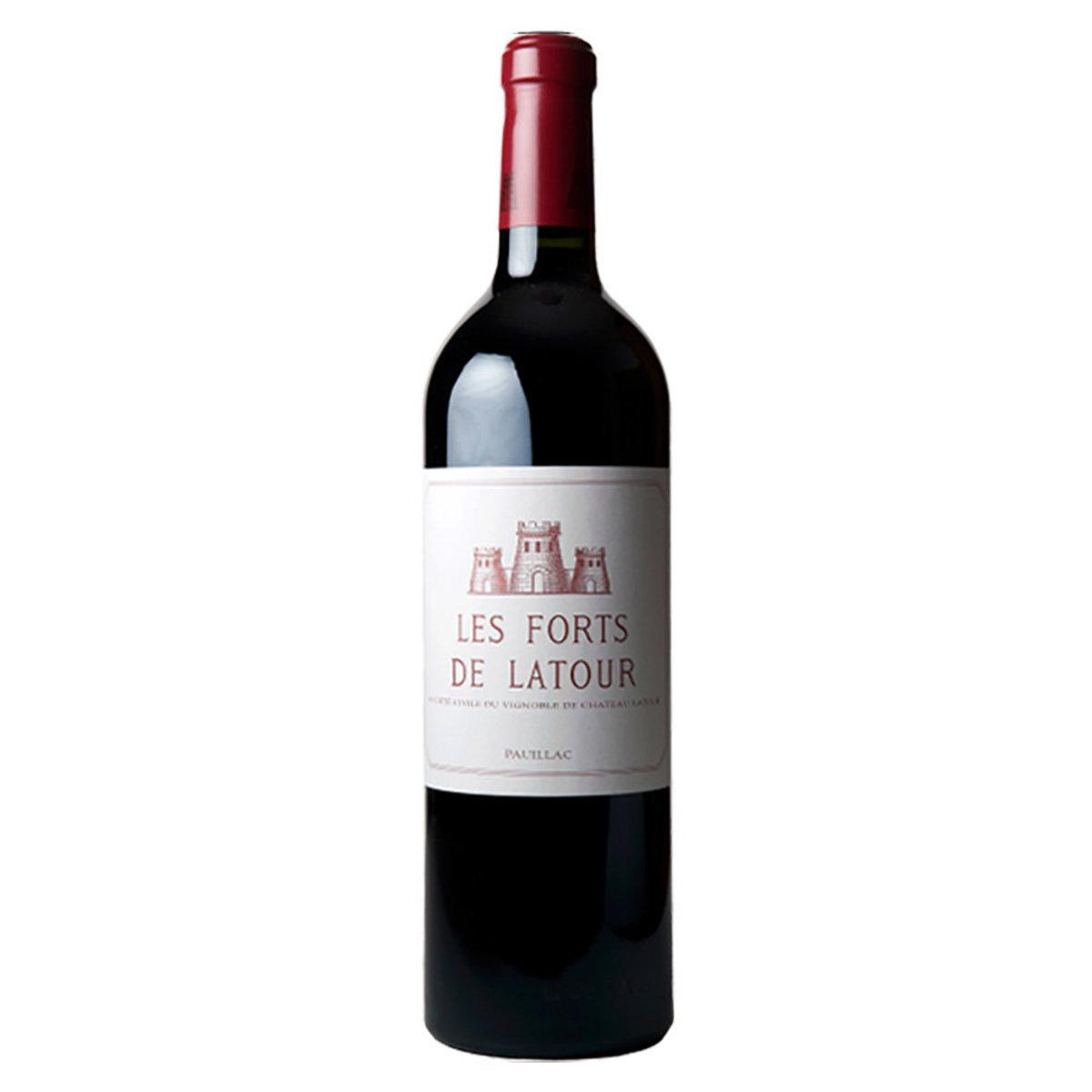 Les forts de Latour 2013【拉圖副牌】