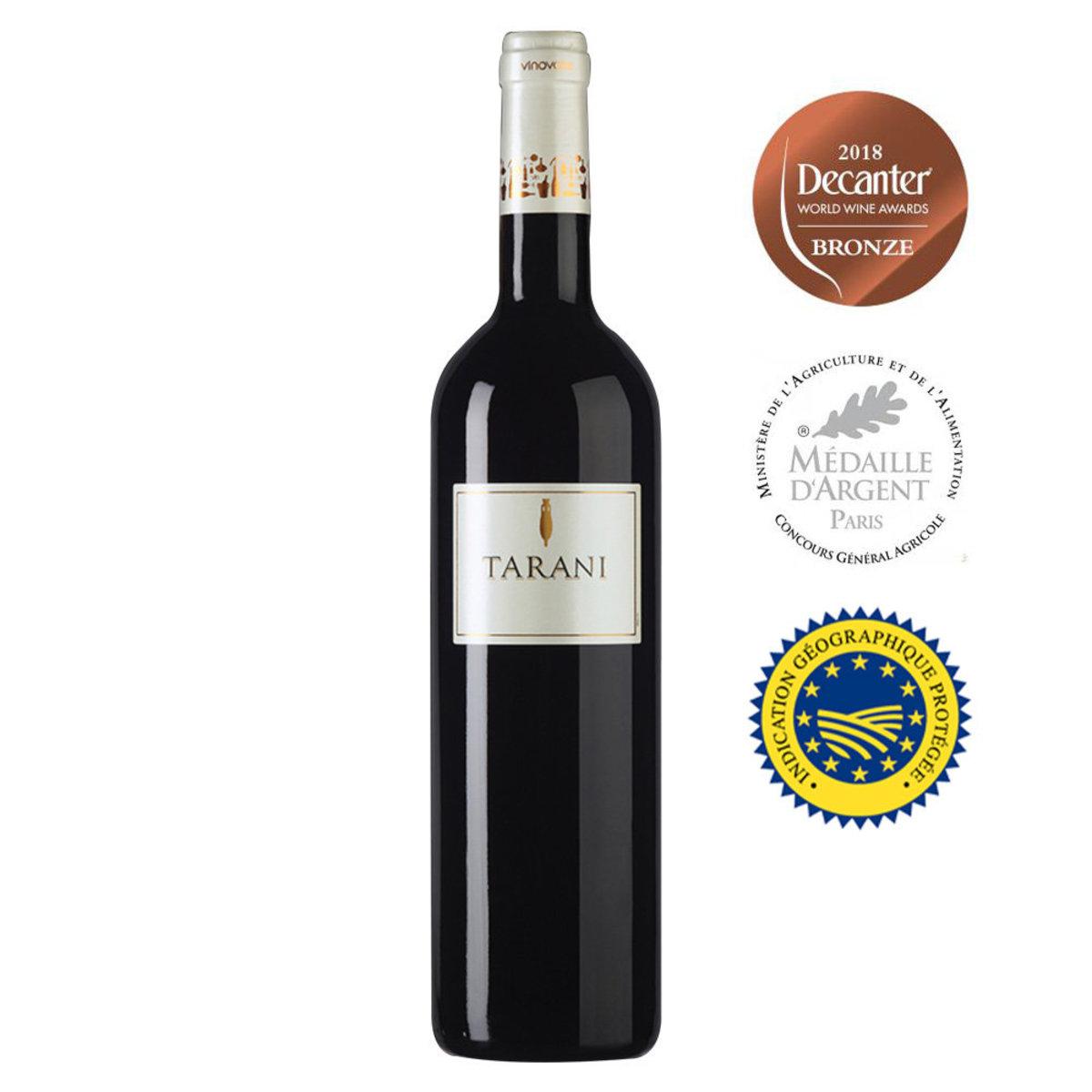【法國紅酒】Tarani Cabernet Sauvignon 2016/17
