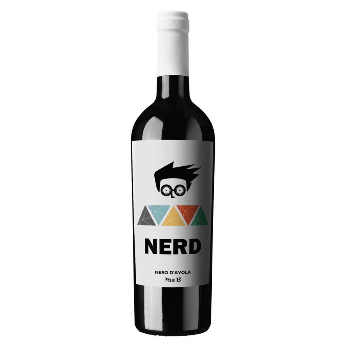 【意大利紅酒】Nerd 2017