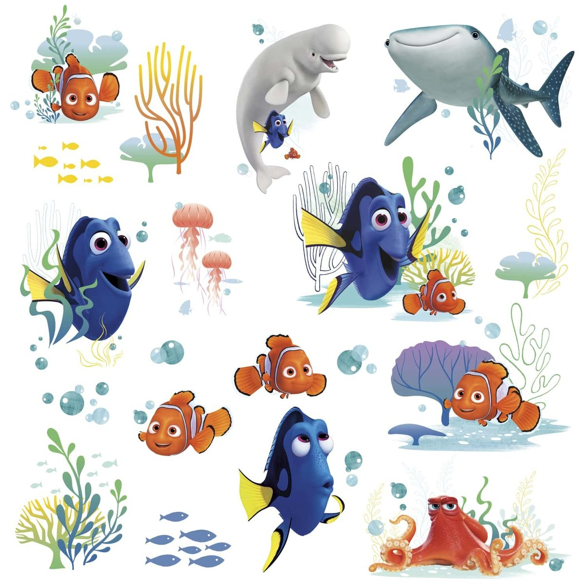 DISNEY FINDING DORY DECAL