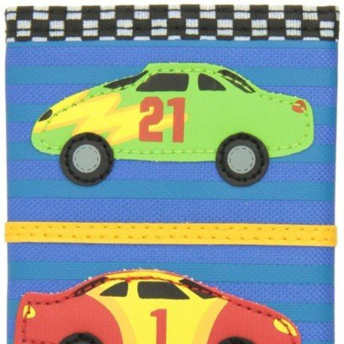 Wallet Race Car