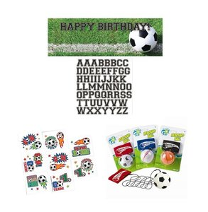 Creative 足球派對套裝A (297966,AM39267,AM2602)