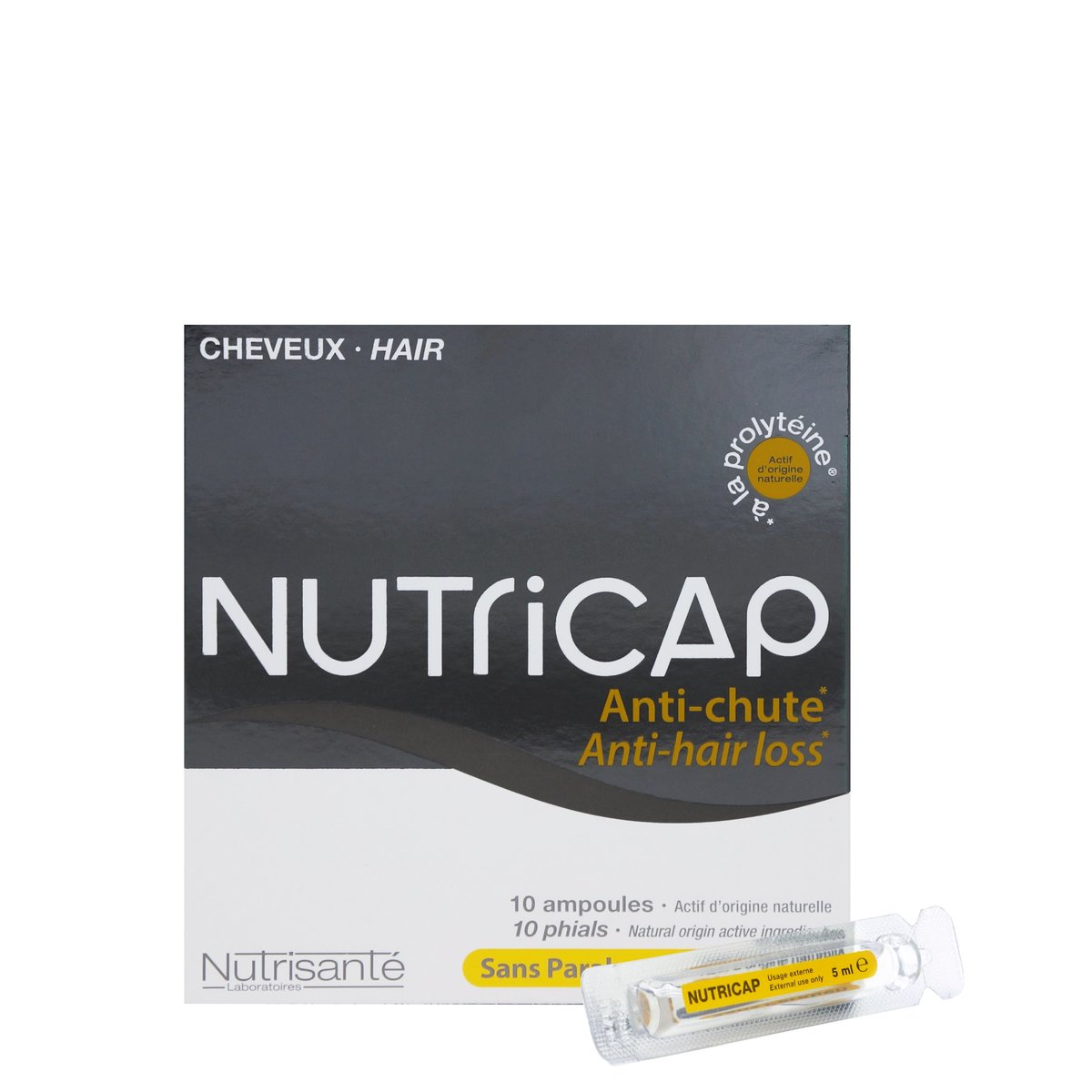 高效防脫髮增生精華液  -1盒10支 (5毫升/支;共50毫升) [934856]