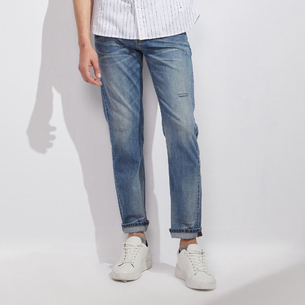 Men's Kaihara Modern Straight Jeans