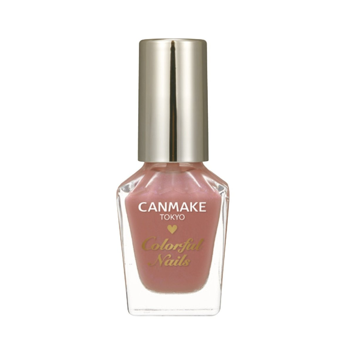 Colorful Nails - N19 Sweet Coral