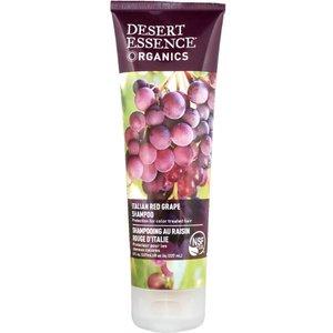 Desert Essence Organics, Shampoo, Italian Red Grape, 8 fl oz (237 ml)