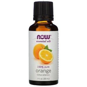 NOW FOODS 香橙精油,1液體盎司(30毫升) 美國精油銷量冠軍系列