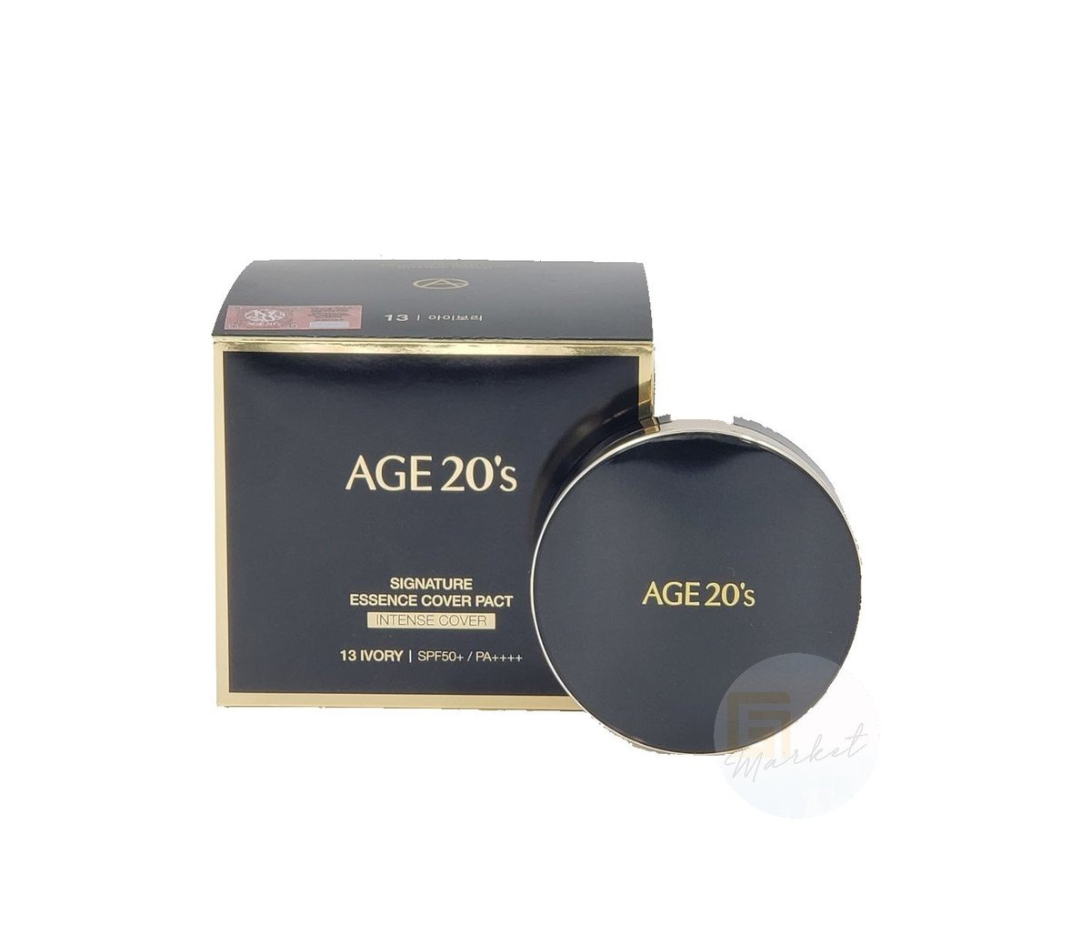 Signature Essence Cover Pact #13 SPF50+/PA+++ (Intense Cover) (Parallel Import)