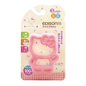 Edison 嬰兒牙膠(Hello Kitty) 3個月以上