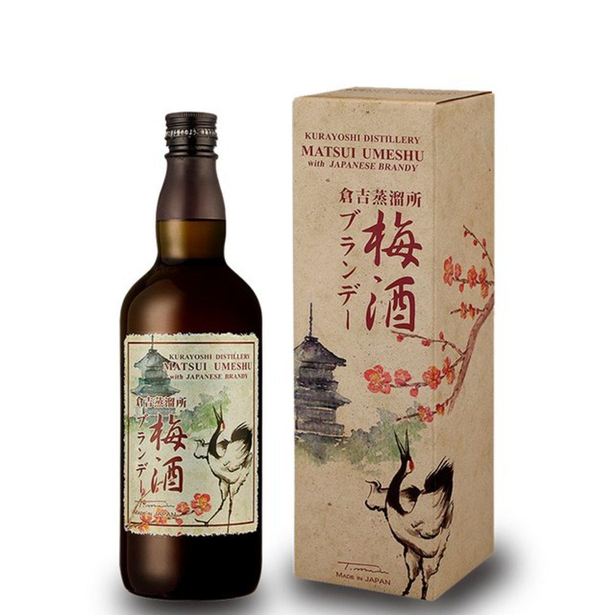 The Kurayoshi Distillery - Umeshu with Brandy