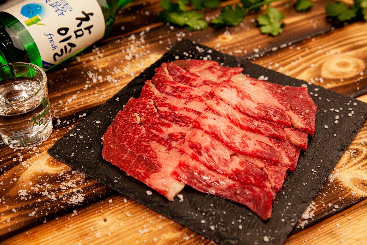 Korea Hanwoo Beef Chuck