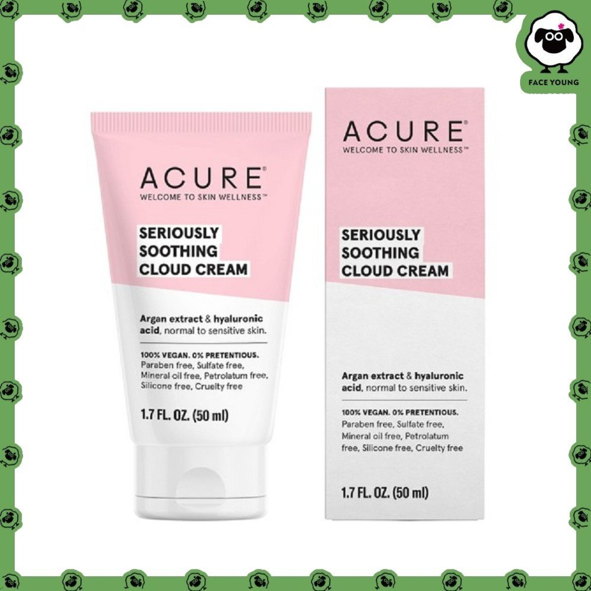 Soothing Cloud Cream 50ml