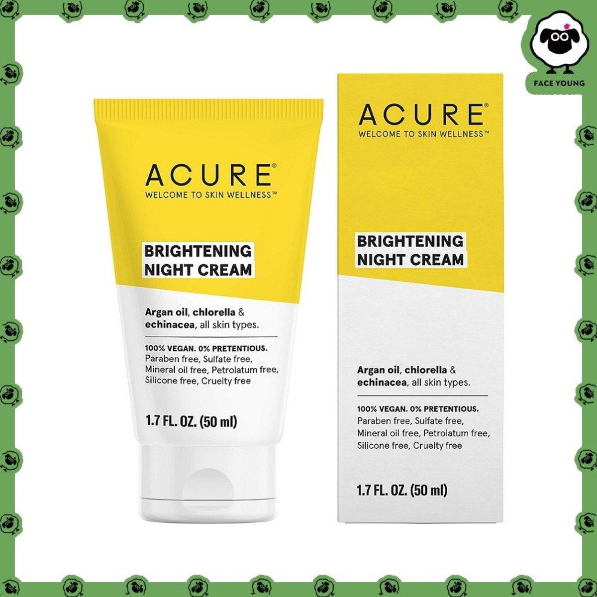 Brightening Night Cream 50ml