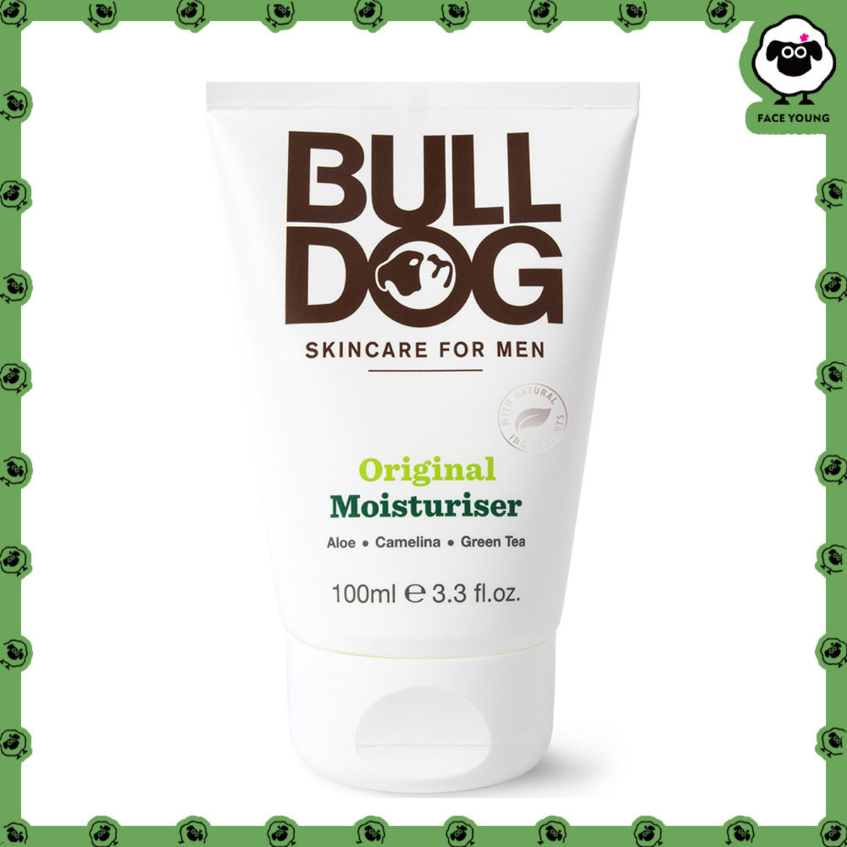Skincare For Men-Original Moisturiser 100ml
