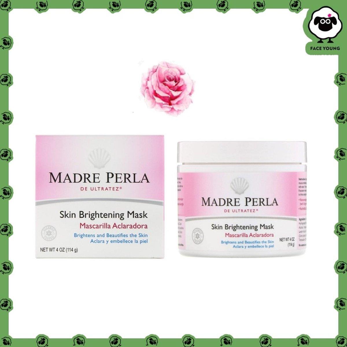 Madre Perla, Skin Brightening Mask, 4 oz (114 g)
