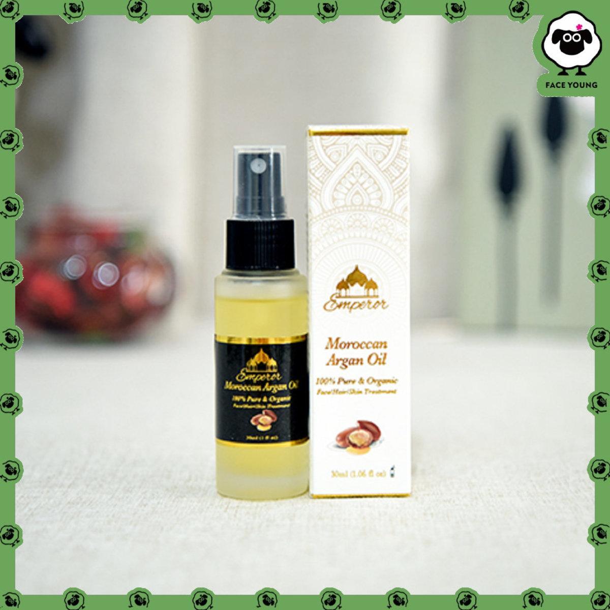 100% Moroccan Argan Oil (30ml)