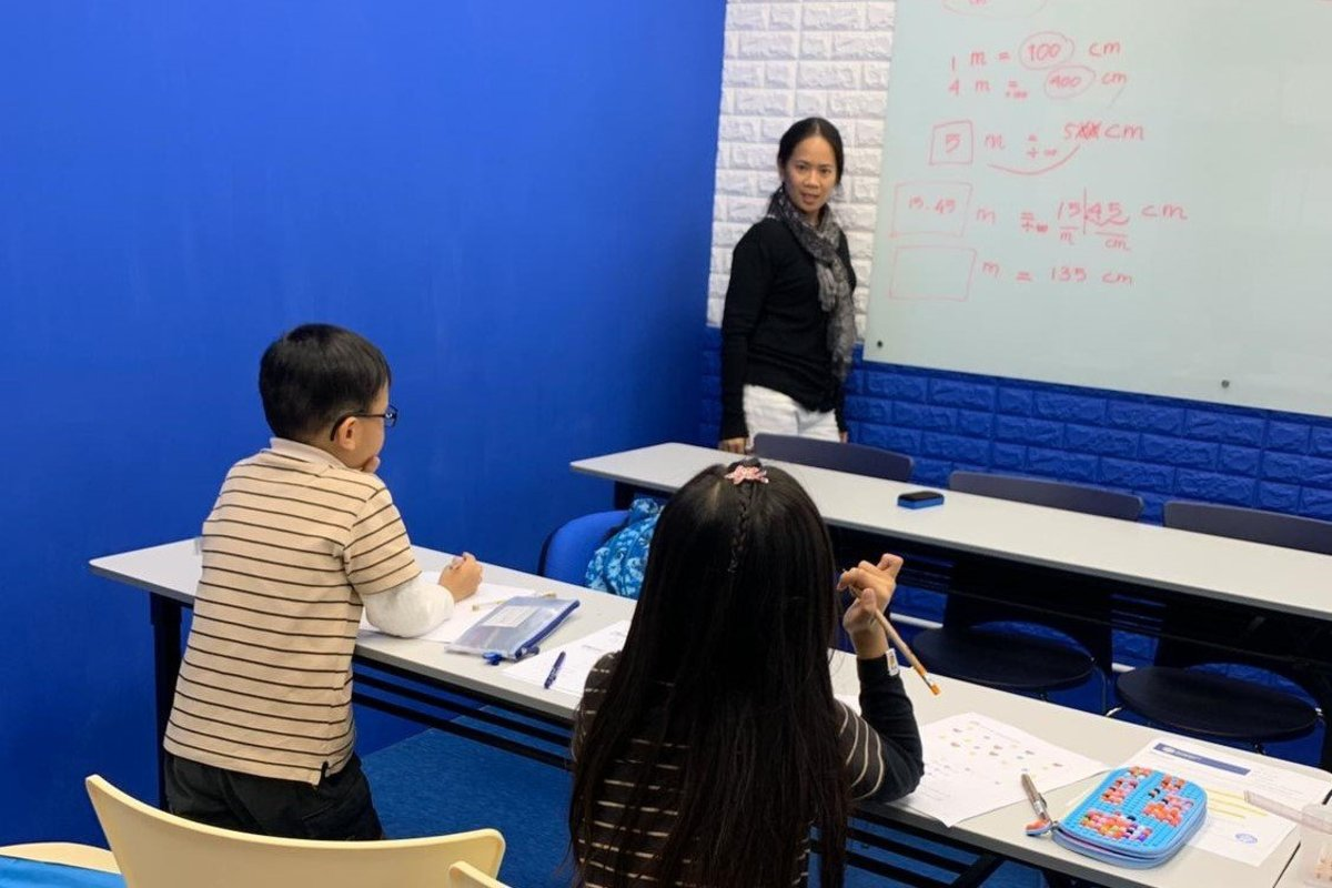 4 Sessions - Int'l Primary School Course