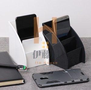 KM 日本品牌NSH桌面小物收納盒 文具收納盒 納盒化妝用品 納盒首飾 納盒耳機線 納盒電線 納盒遙控器