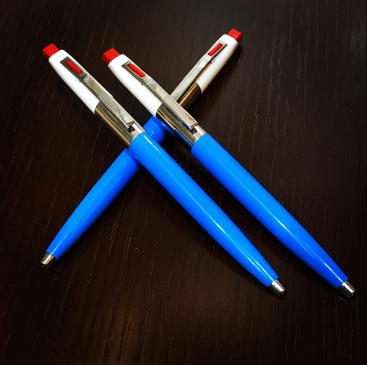 Marvel Tsum Tsum Sun-Star 0.7mm Ballpoint Pen Black Ink Ship with tracking#