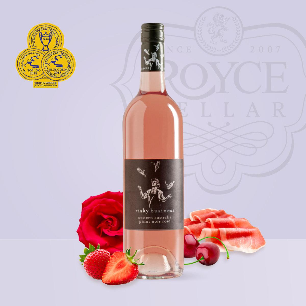 Pinot Noir Rose 2019