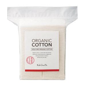 江原道 天然無漂白化妝棉 Organic Cotton 80PADS 80 pads