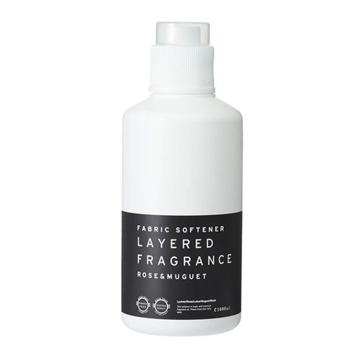 Layered F. Fabric Softener - Rose & Muguet