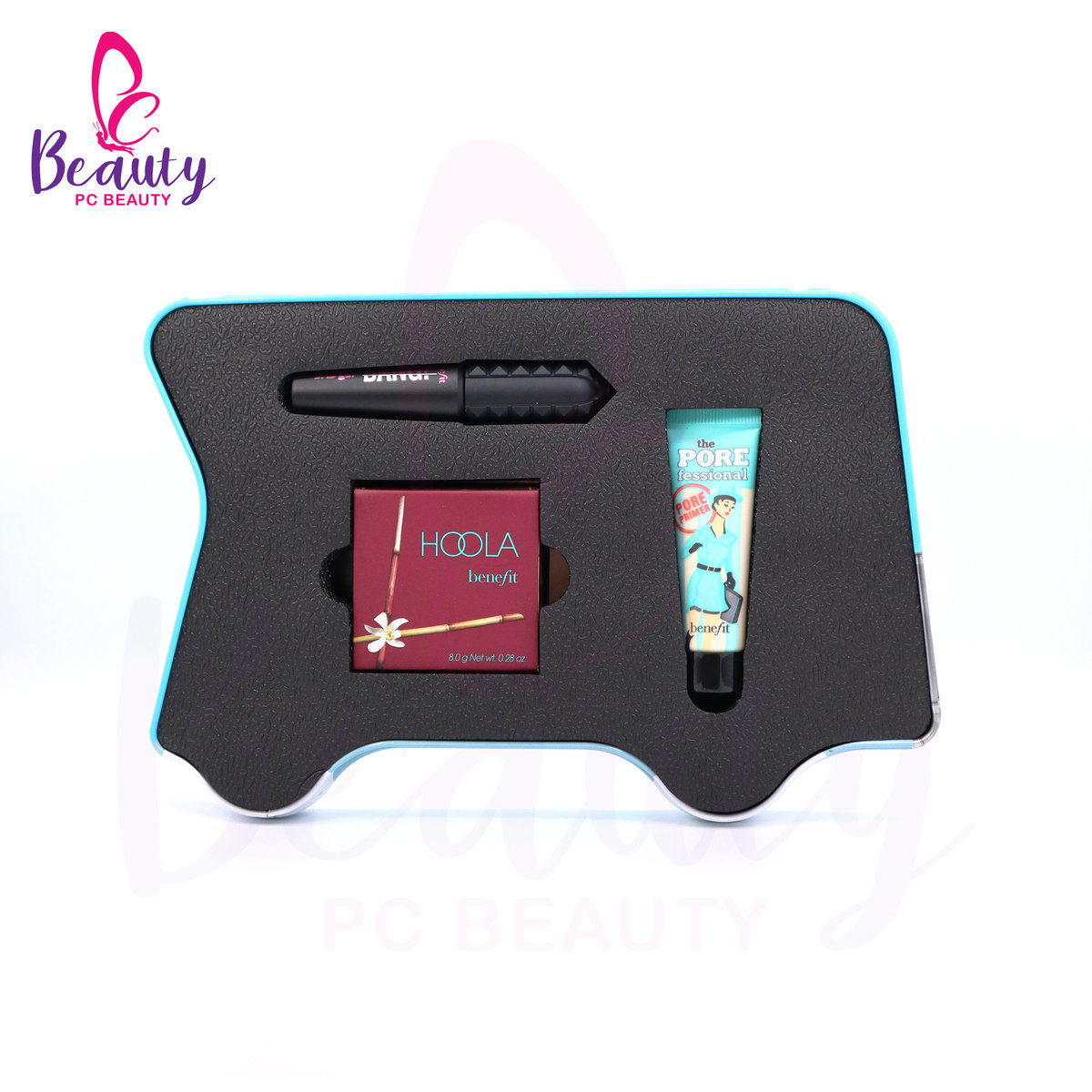 BENEFIT GORGEOUS TRAVELS FAST SET (3PCS) [Parallel Import Product]
