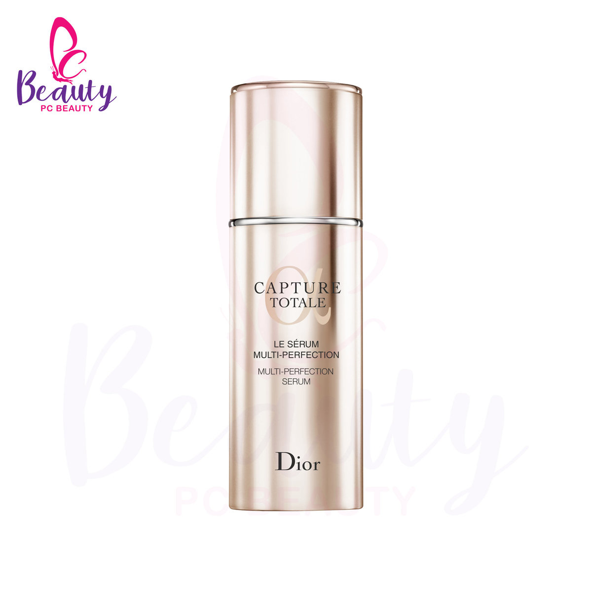 CHRISTIAN DIOR CAPTURE TOTALE MULTI-PERFECTION SERUM 50ML [Parallel Import Product]