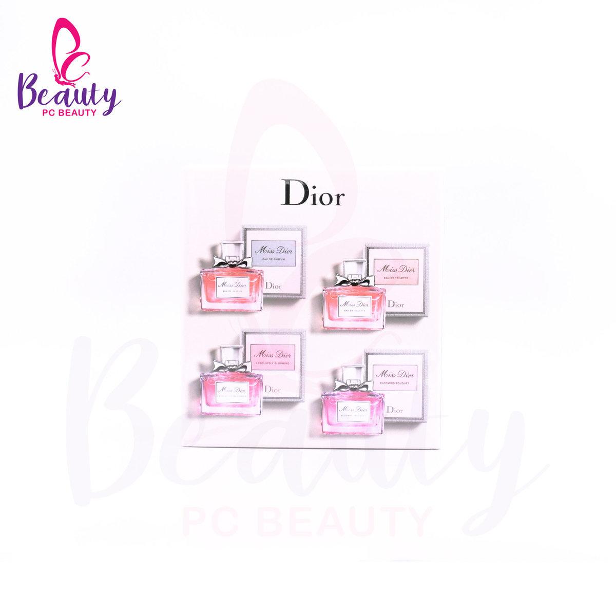 CD MISS DIOR LA COLLECTION (4PCS) [Parallel Import Product]