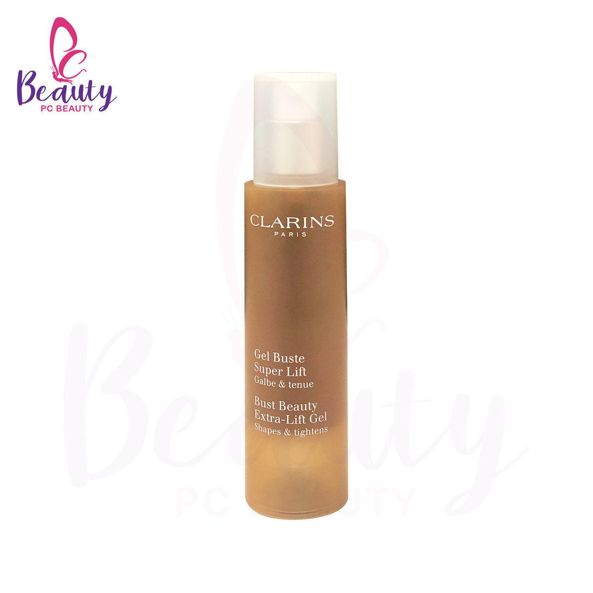 CLARINS BUST BEAUTY EXTRA-LIFT GEL 50ML [Parallel Import Product]