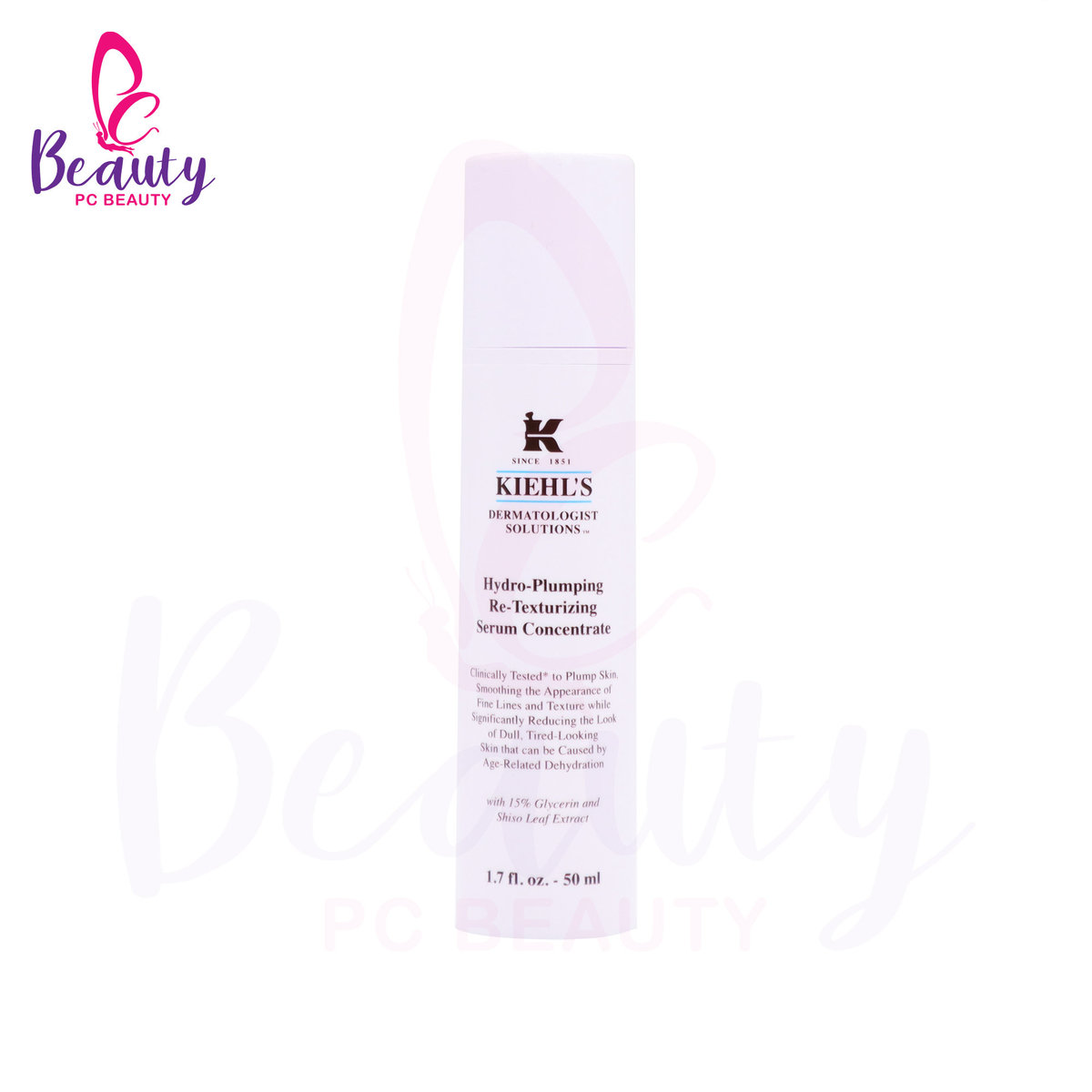 KIEHL'S  HYDRO-PLUMPING RE-TEXTURIZING SERUM CONCENTRATE 50ML [Parallel Import Product]