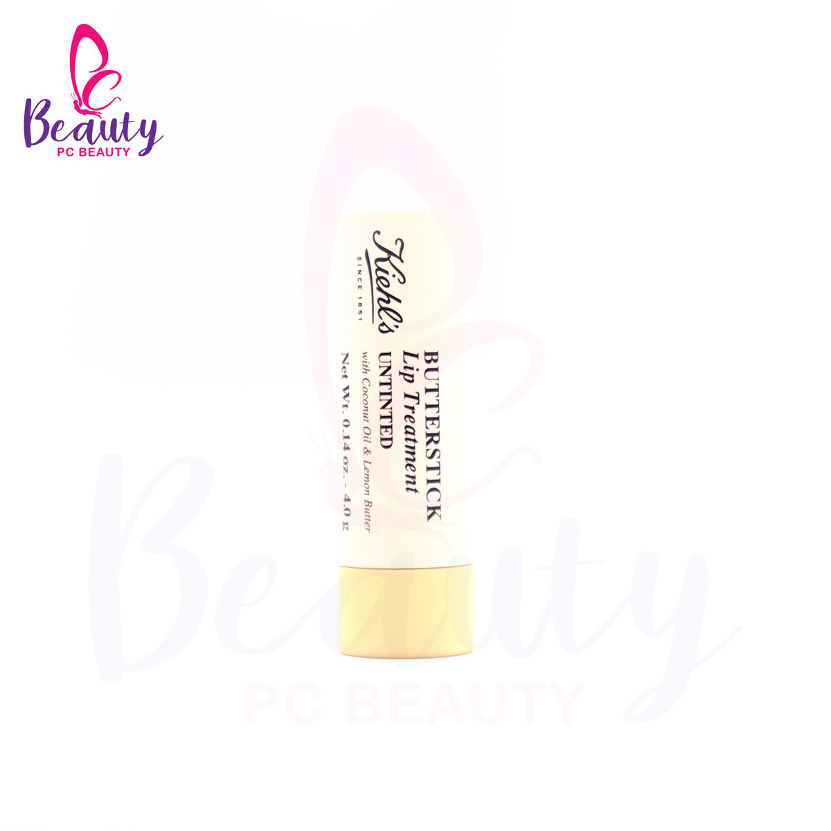 KIEHL'S BUTTERSTICK LIP TREATMENT SPF 30 #UNTINTED 4G [Parallel Import Product]