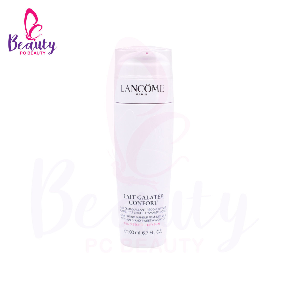 LANCOME LAIT GALATEE CONFORT CLEANSER 200ML (DRY SKIN) [Parallel Import Product]