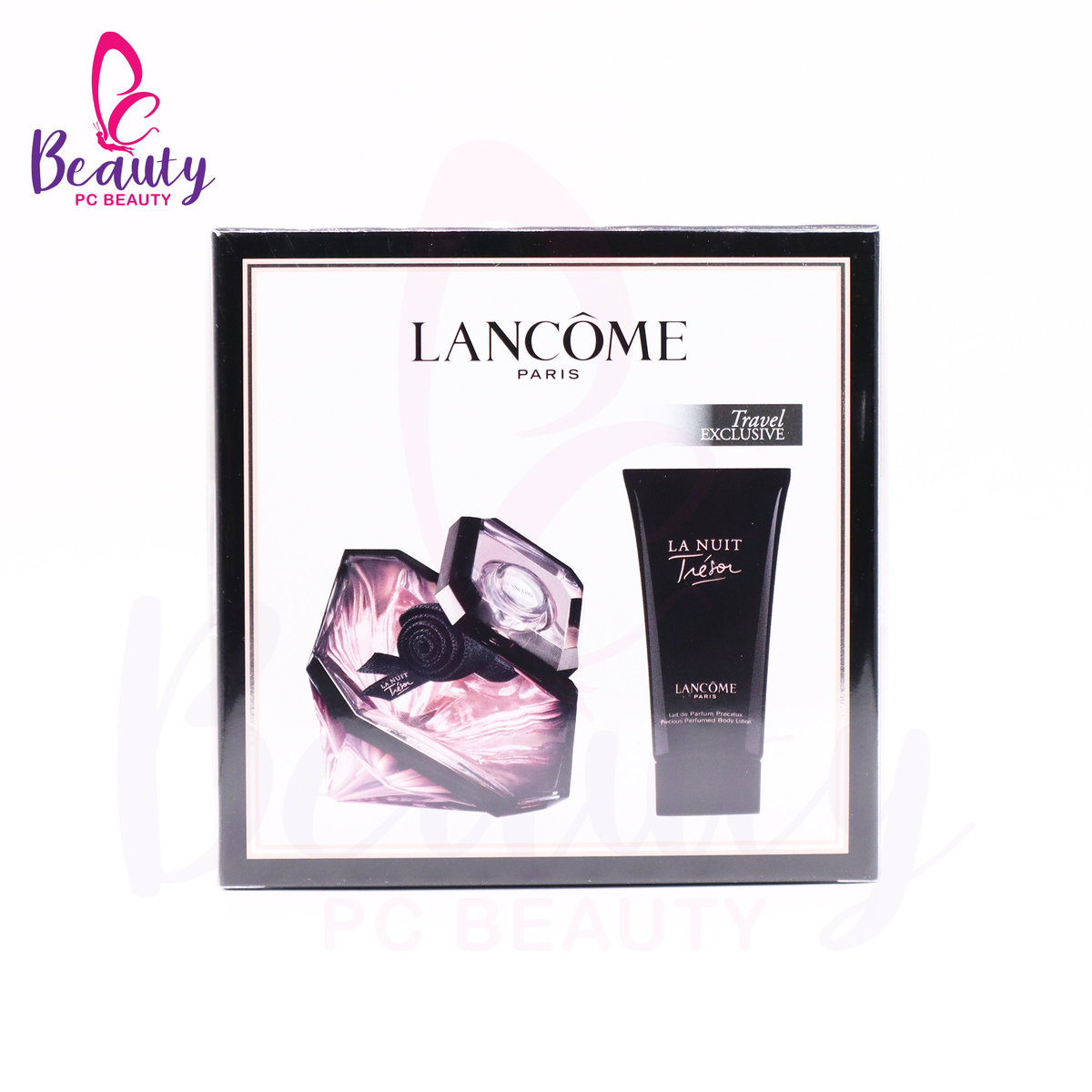 LANCOME LA NUIT TRESOR SET (2PCS) [Parallel Import Product]