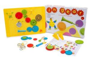 Edu Science 齒輪建築玩具