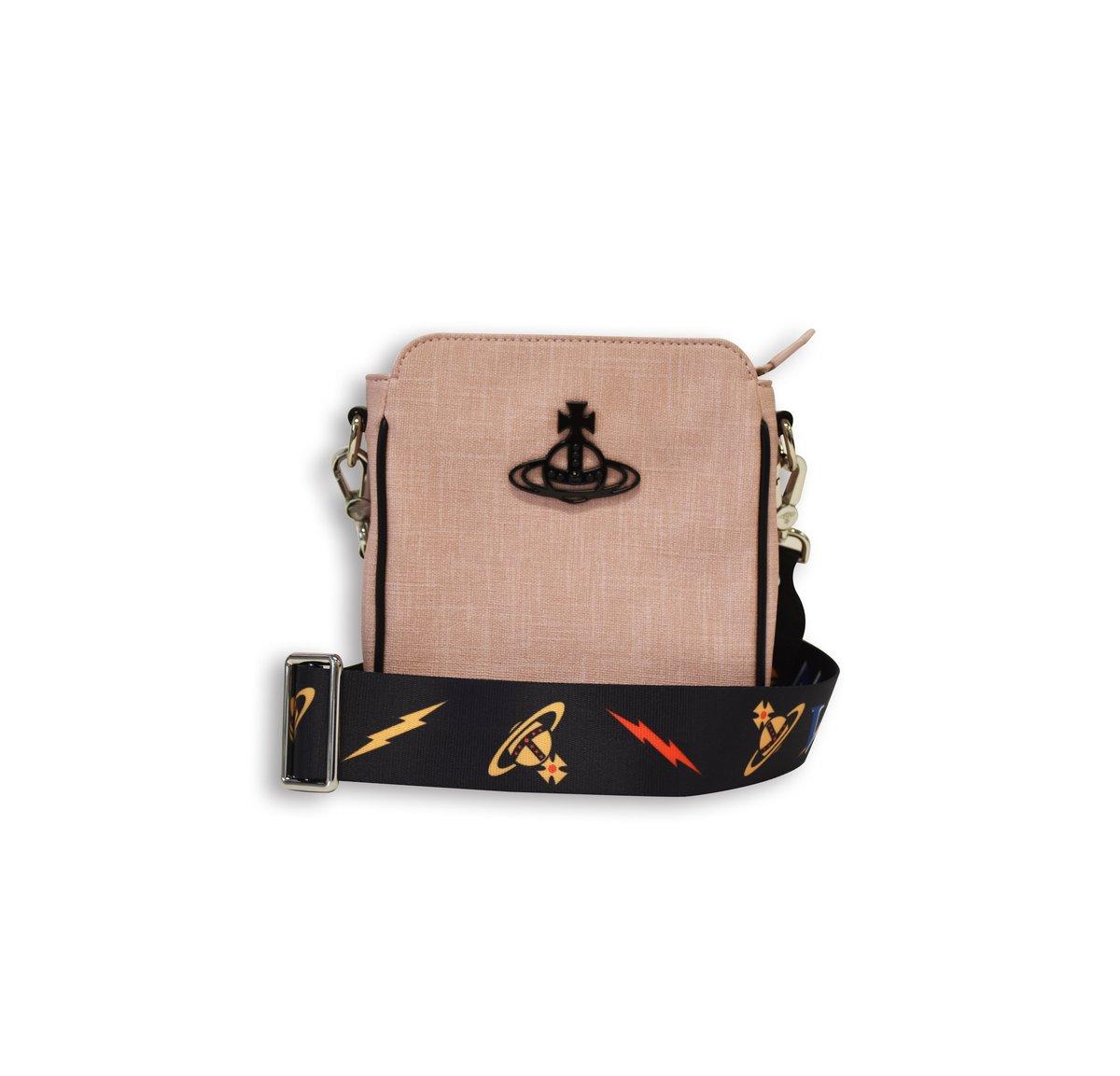 ALICE  SHOULDER BAG (PINK)