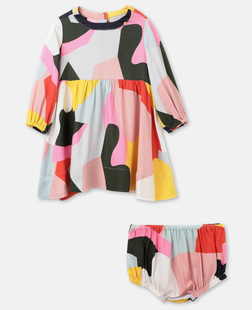 粘膠纖維連衣裙